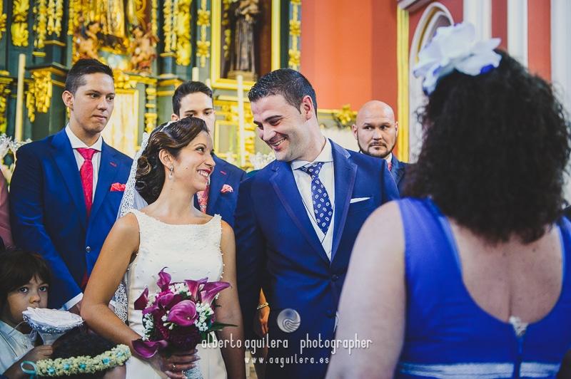 boda puente genil iglesia