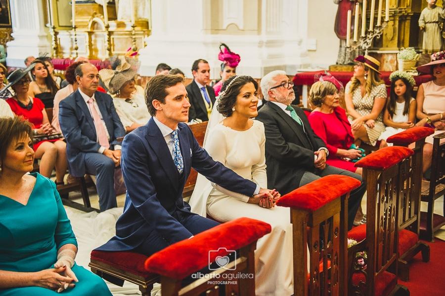 Boda Javier y Marta Puente Genil