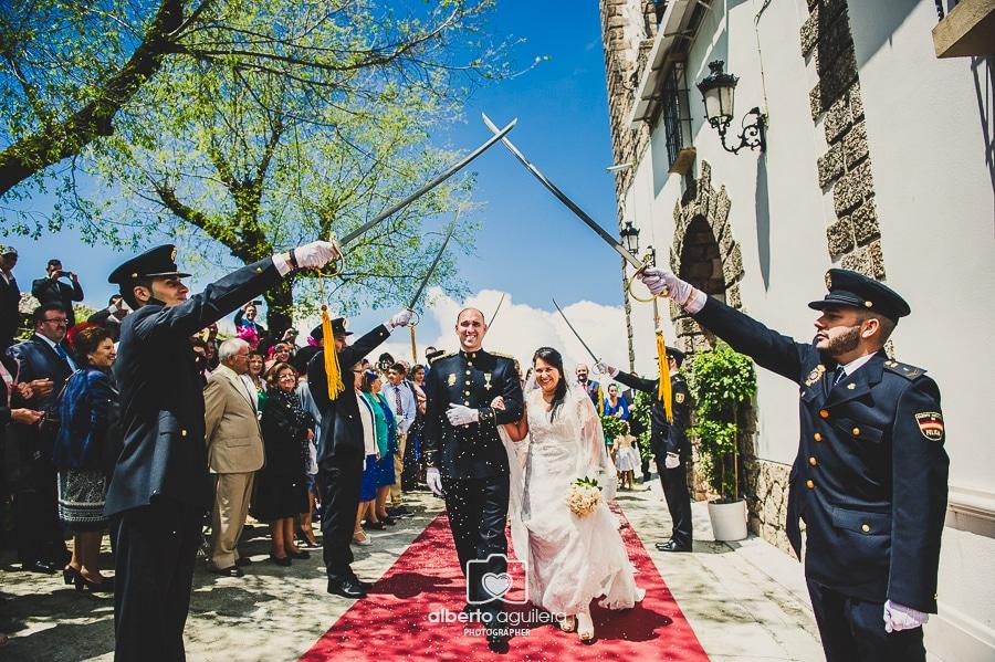 boda Christian y Estefania en Cabra