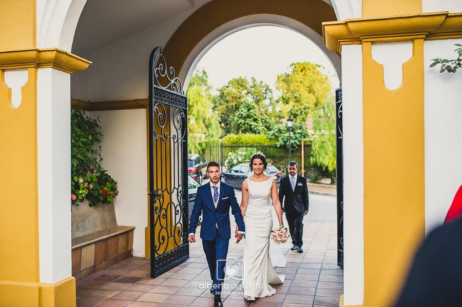 Juan miguel y Mª Angeles