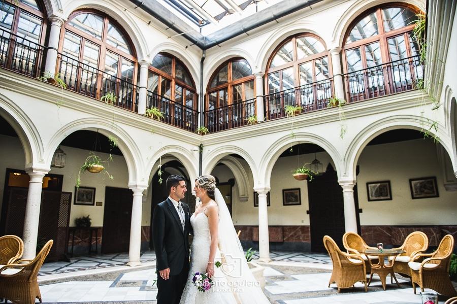 fotos en el hotel palacio marques de la gomera