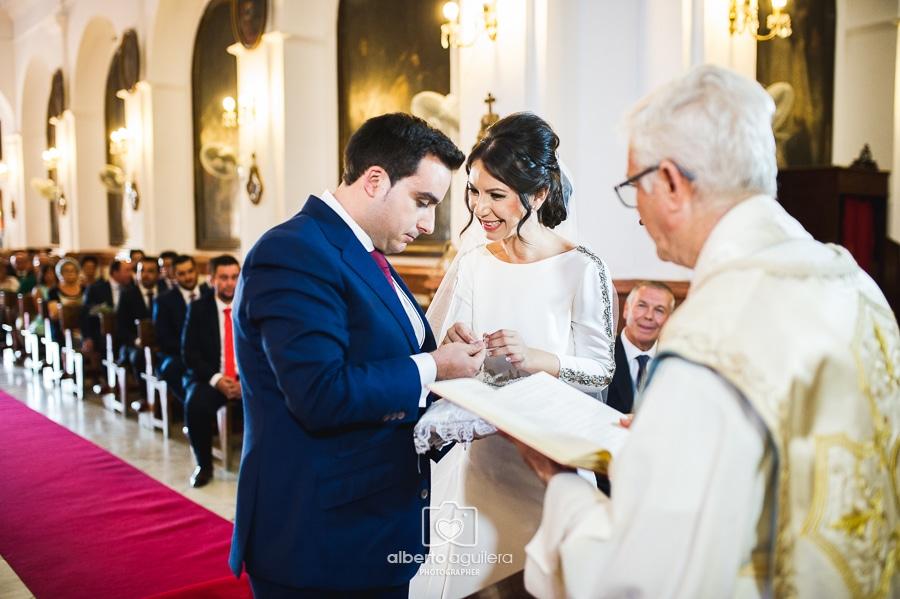 boda en puente genil