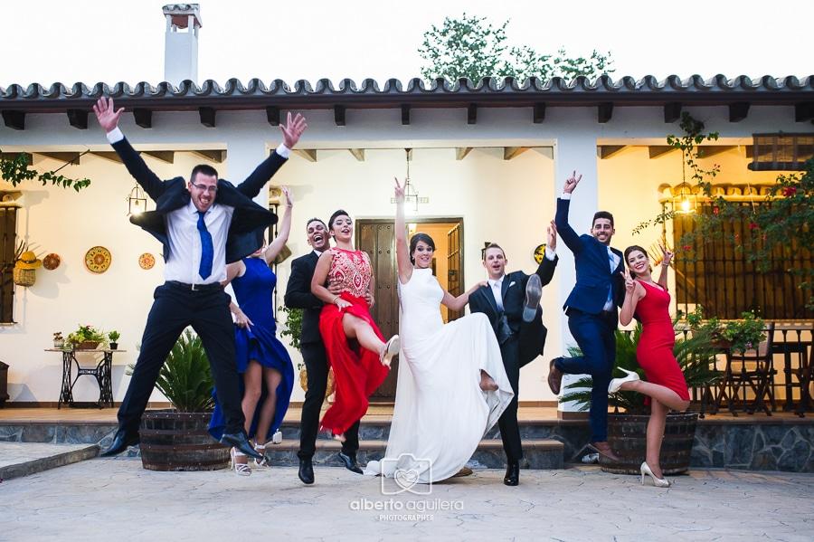 boda en Moriles (Córdoba)