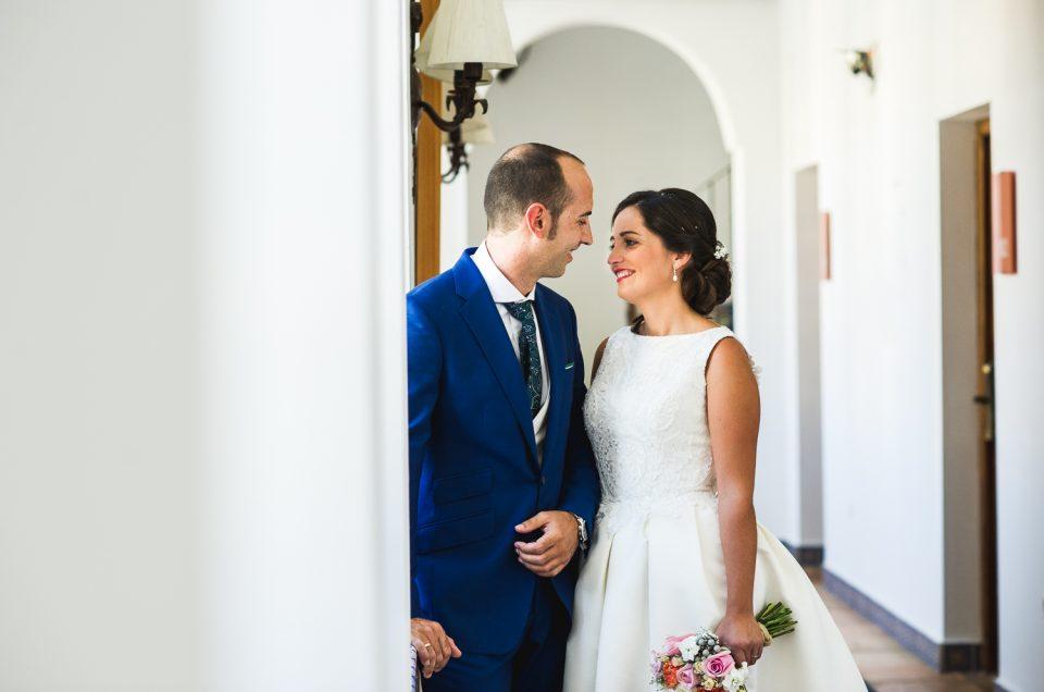 Una boda llena de emociones