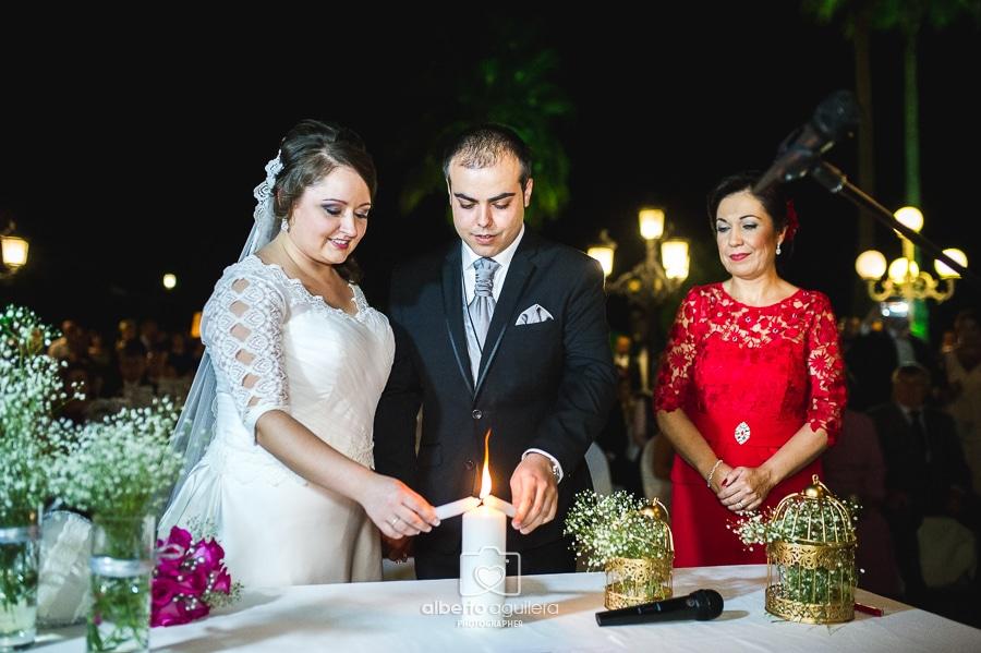 ritual de la vela