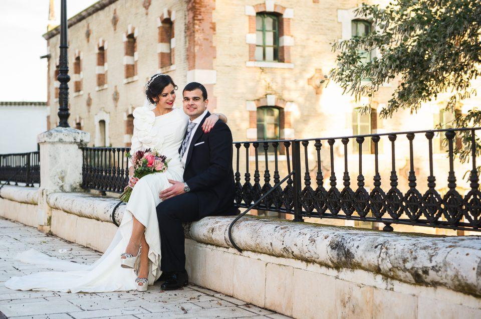 Sergio + Leticia, boda en Puente Genil