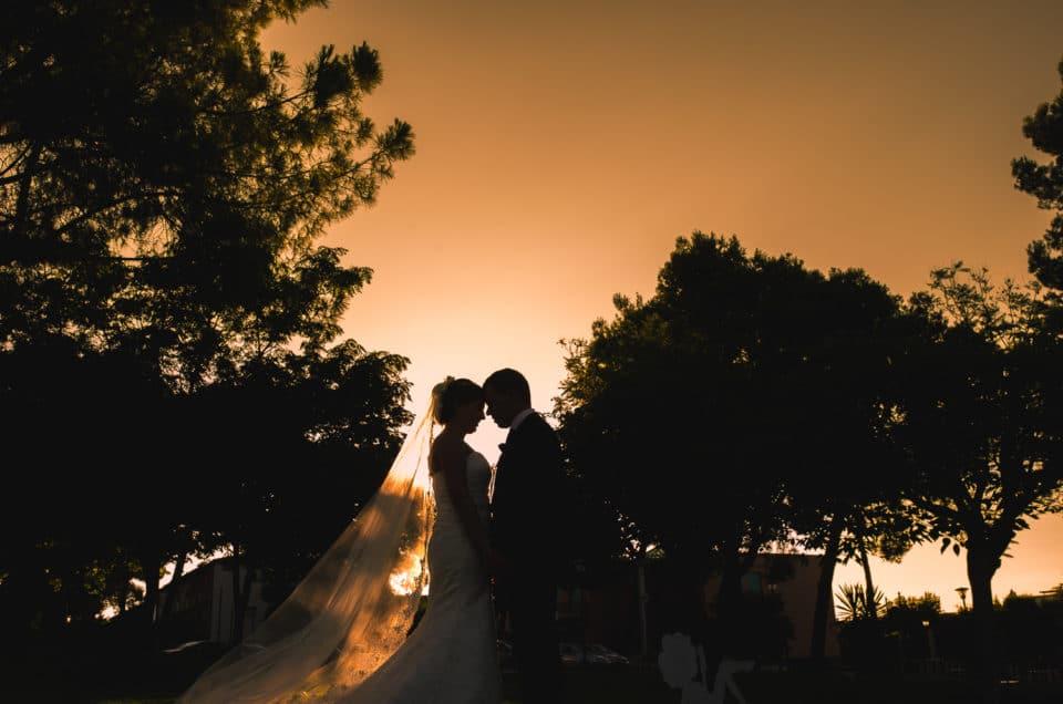 Miguel y Estefania, boda en Salón La Noria
